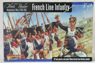 Warlord Games 28mm WGN-FRA-01 Napoleonic French Infantry 1806-15